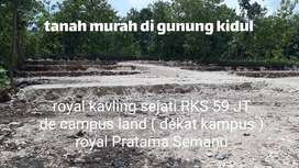 Jual Tanah Murah Lokasi Strategis Deket Kampus
