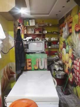Restaurant for sale with laber