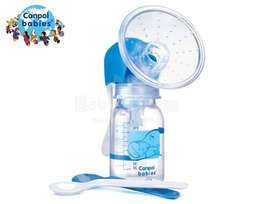 Premium Canpol Babies Manual Breast Pump for Baby Feed Like Avent
