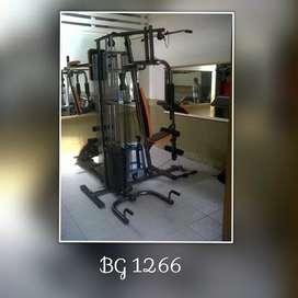 Home Gym 3 Sisi // Albrecht JM 11Y22