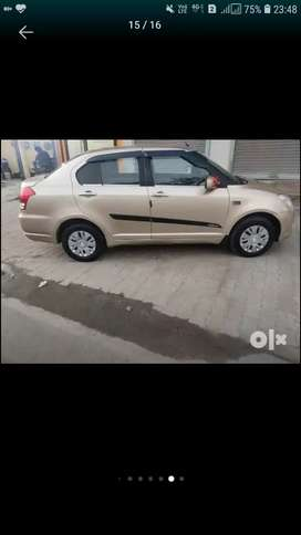 Maruti Suzuki Swift Dzire 2011CNG on paper Well Maintained company cng