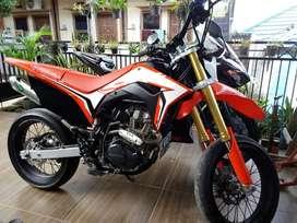 Honda CRF150L 2018 Supermoto