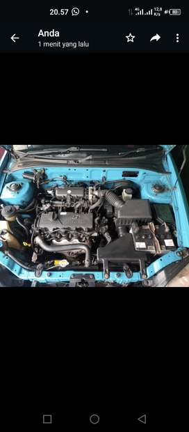 Hyundai Avega 2012 Bensin