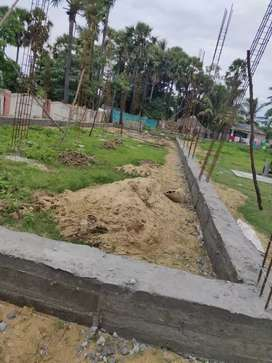 3cents plots. At karlapalem.