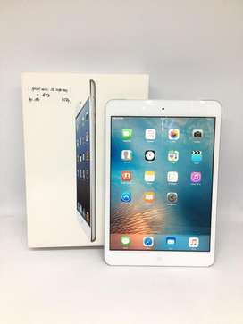 Ipad mini 1 32gb Silver - Dc com plaza medan fair lt.4 thp 4 no 243