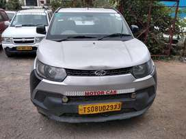 Mahindra Kuv 100 D75 K2, 2017, Diesel
