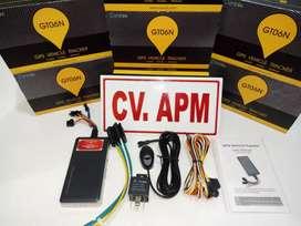 gps tracker canggih alat pelacak motor/mobil di jakarta pusat.
