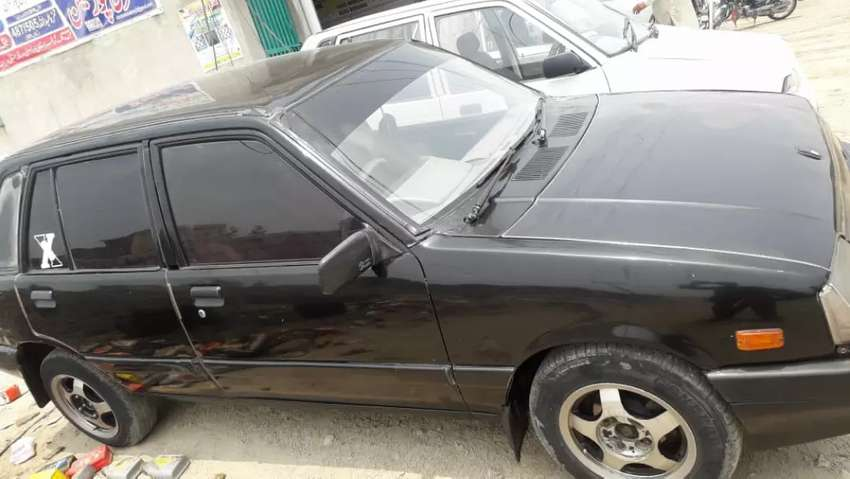 Fresh Looking. AC fitted. CNG kitt fitted. Front oregnal. New shawar. 0