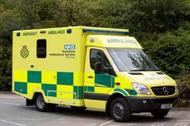 MERCEDES AMBULANCE EXPORT FROM UK