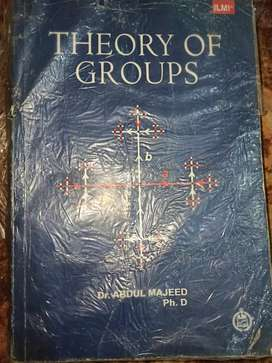 Theory of group