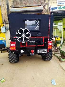 Mr. Verma jeep Modification