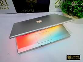 Apple MacBook Pro 15.6 inches Metal Body Silver Edition