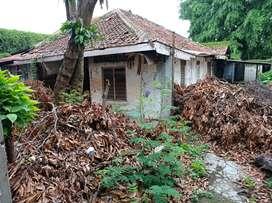 Disewakan lahan & bangunan kosong