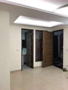 3 bhk builder floor in saket modular