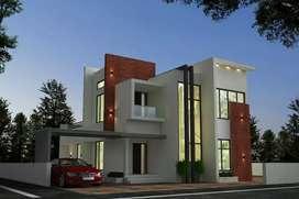 Kozhikode villa for sale