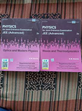 Cengage Physics for JEE(Advanced) Thermodynamics and optics