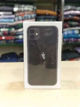 Sealed iPhone 11 128gb Dual Physical with 1year Apple warranty