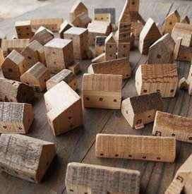 Tukang kayu ( part time)