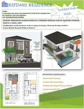 Rumah Mewah dengan kolam renang pribadi di tengah Kota Banjarbaru