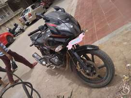 Pulsar 220f in good condition, need a little service