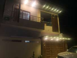 Best offer for 120 sq yards well designed bungalow, Township, Sukkur