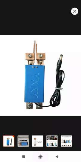 12V Integrated Type Spot Welding Pen Automatic Trigger Weld Machine A
