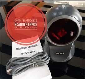 Scanner Barcode 1D EP7001H Omni