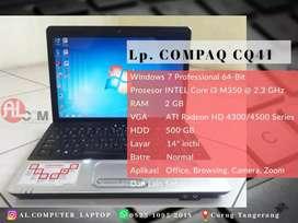 Leptop compaq cq41 murah