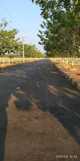 Residential land at Ram nagar