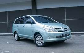 Toyota Innova G bensin manual 2004 cash 86jt bisa kredit