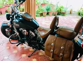 INDIAN SCOUT- US Made