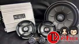 Paketan audio JBL mix super terlaris buruan