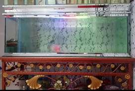 Dijual aquarium besar