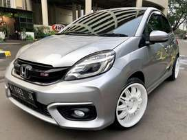 Tdp 22jt Honda Brio RS At 2017/2018 tt yaris/jazz
