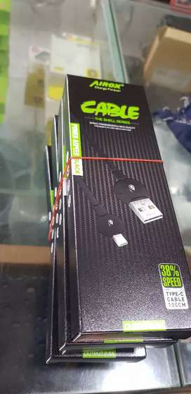 Airox TYPE-C data cable