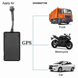 Real Time GPS CAR TRACKER