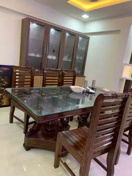 3bhk fully furnished new flat for rent monthly and yearly contract
