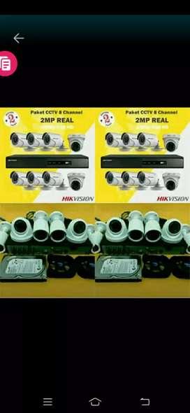 CCTV hillock Turbo HD murah