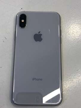 Iphone x good condition only charger box missing