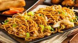 required chiness cook helper