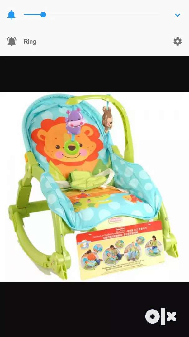 Fisher price baby 3 in 1 rocker for age upto two yrs 0
