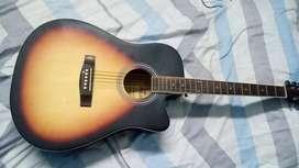 Polo Jumbo size guitar for sale