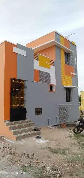 3 BHK WITH CAR PARKING INDIVIDUAL HOUSE IN NANDIAMBAKAM