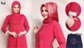 Long Dress Branded Import
