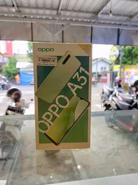Ready new oppo A31 6/128