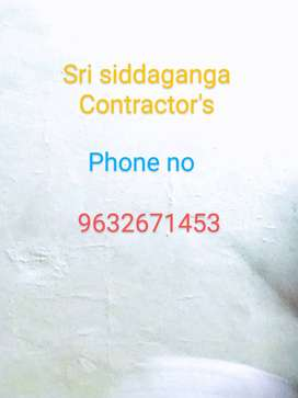 Civil Engineer (Sri siddaganga Contractor's)