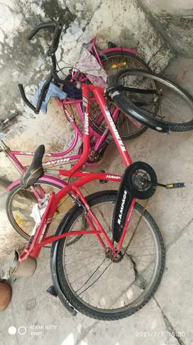 Red cycle sell