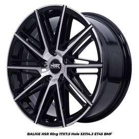 Velg Mobil Etios March Vios Ring 17 HSR Balige