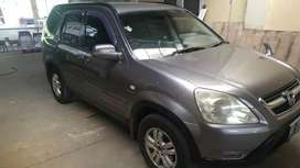 Honda CRV 2.0 AT 2004