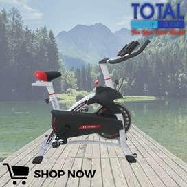 Alat Fitness Spinning Bike TL 930 Total Gym